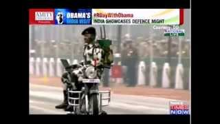 Мото-шоу в Индии и Обама.(Мото-шоу в Индии и Обама. Фото и видео в Майкопе Сайт: http://праздник01.рф/Демцура-и-Опенько ., 2015-02-10T19:26:16.000Z)