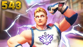 RANK 1 Graviton!!   Overwatch Daily Moments Ep.543 (Funny and Random Moments)