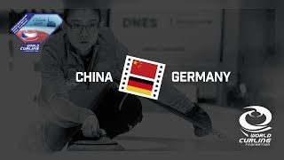 HIGHLIGHTS: China v Germany - Women - Olympic Qualification Event 2017 thumbnail