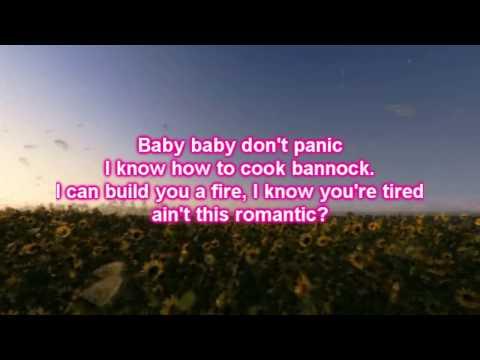 Dean Brody - Mountain Man (Lyrics)