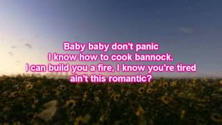 Dean Brody - Mountain Man (Lyrics)
