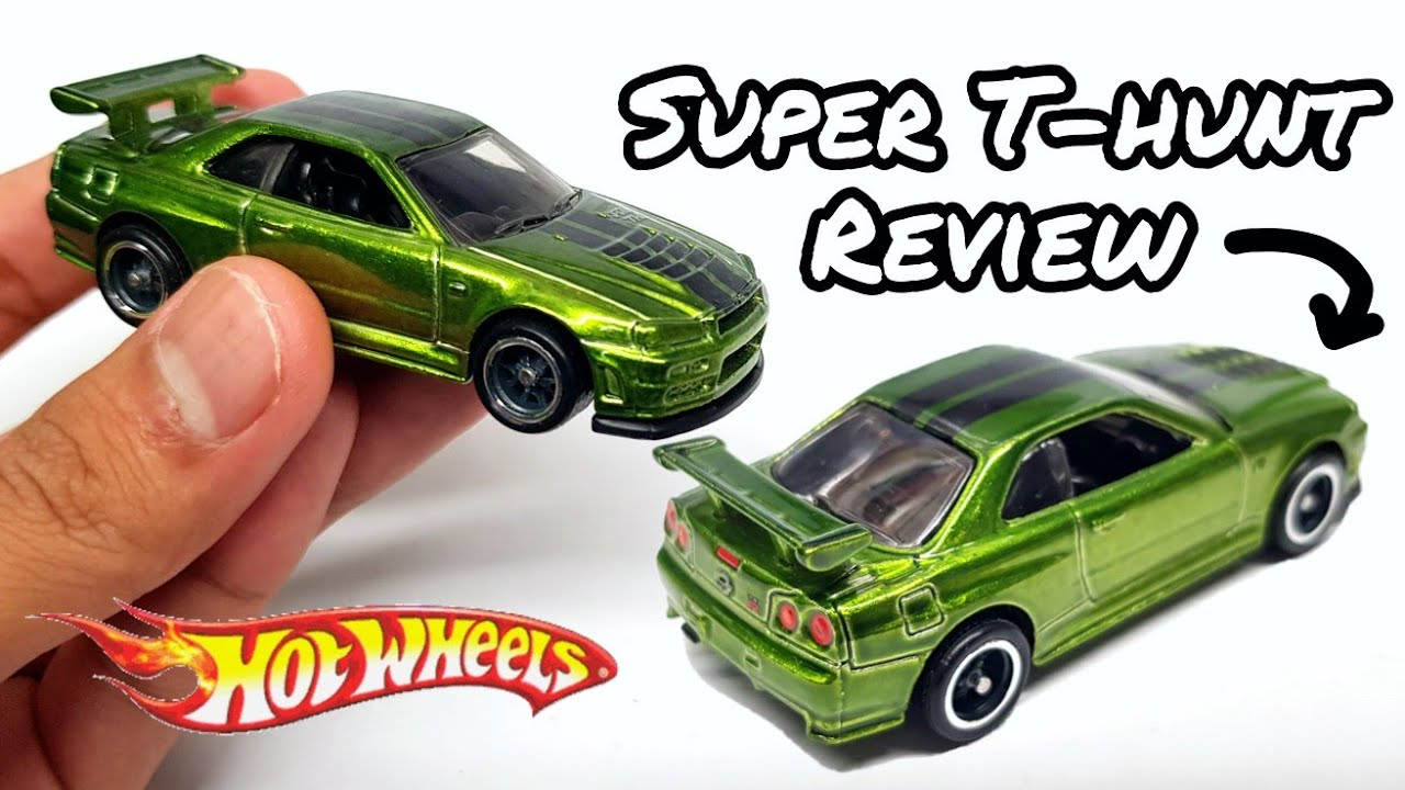 Nissan Skyline R 34 Super Treasure Hunt Review Youtube
