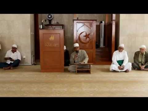 Haul Syed Abdulrahman Taha Alsagoff @ Masjid Khalid (31 May 15)