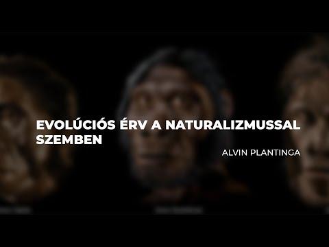 Evolúciós érv A Naturalizmussal Szemben | Alvin Plantinga