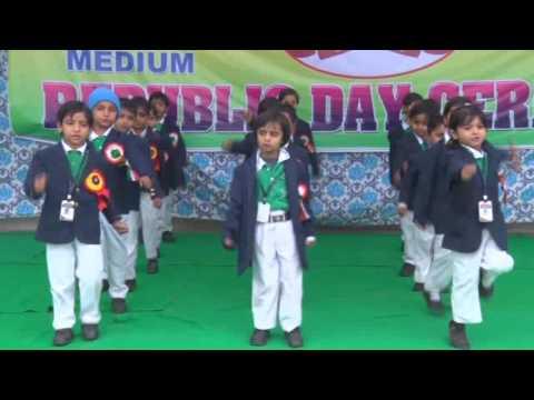 Insaf ki dagar pe Sanskar public school Nangal jat