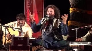 Hans Raj Hans Live Kachhe Dhaage Sadi dil Jaan bhi tu mangna at nehru park 2012.MP4