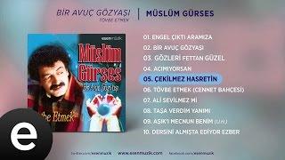 Çekilmez Hasretin (Müslüm Gürses)  #çekilmezhasretin #müslümgürses - Esen Müzik Resimi