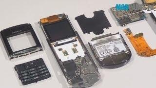 Nokia 8800 sirocco - разборка, сборка, ремонт(Запчасти: ..., 2014-05-05T15:47:35.000Z)