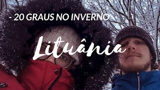 TO NO INTERIOR DA LITUANIA - PAISES BALTICOS /VLOG