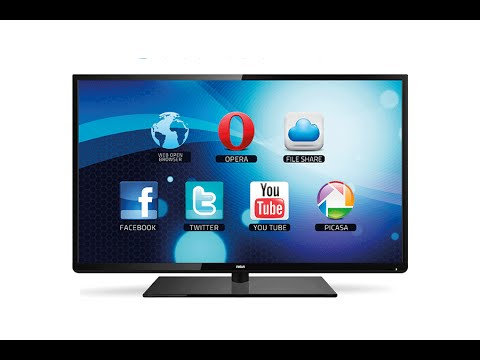 Led Smart Tv Rca L32t20smart Youtube