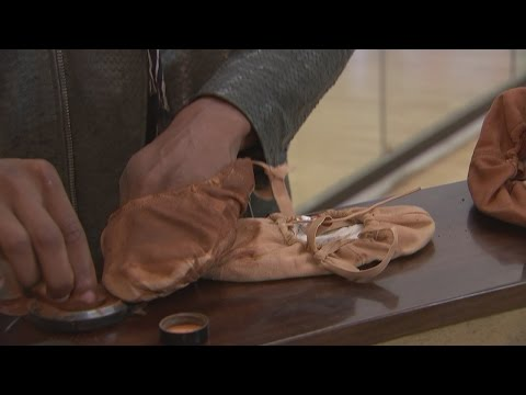 Ballet Shoes now come in a variety of skin tones