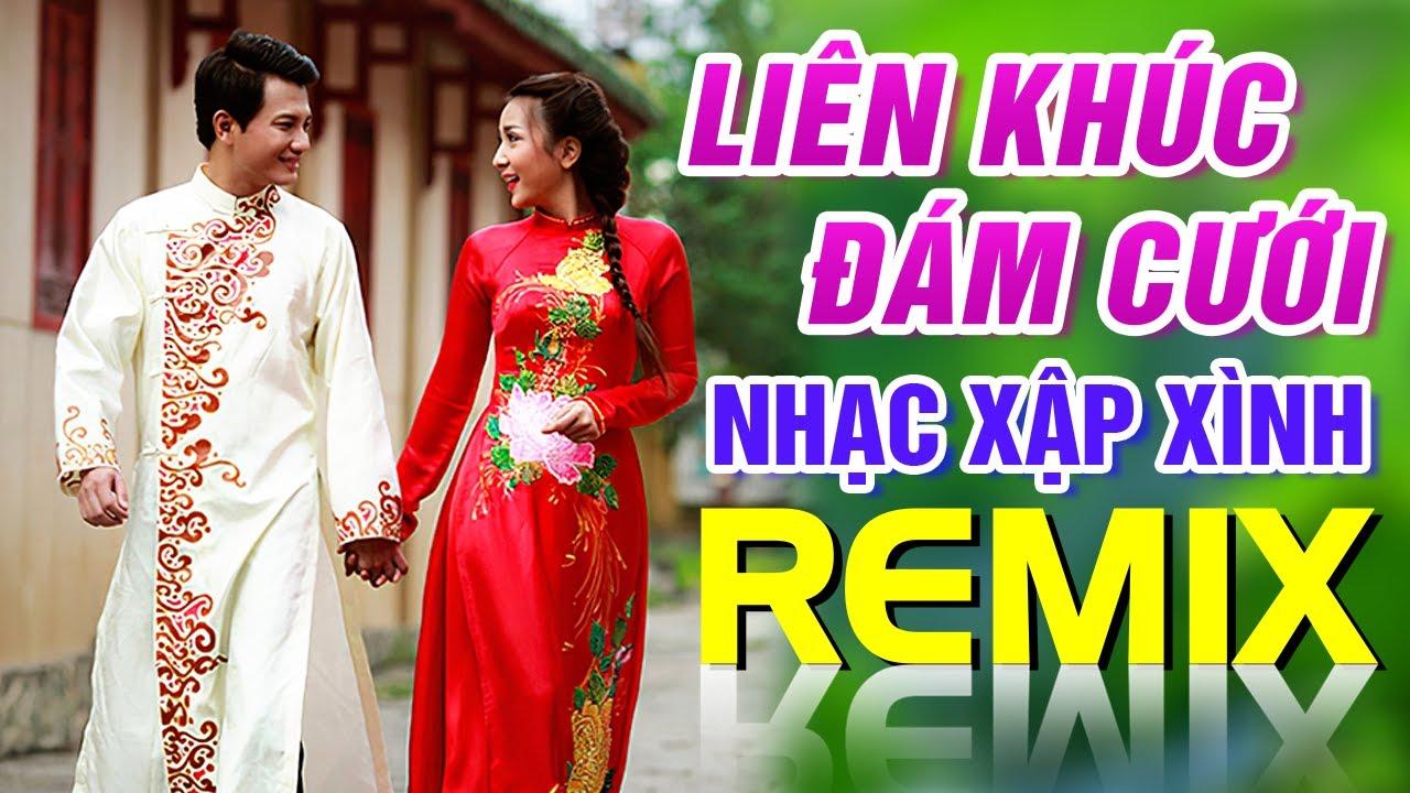 Tải Liên Khúc Đám Cưới Remix Nhạc Xập Xình Vui Quá Vui MP3