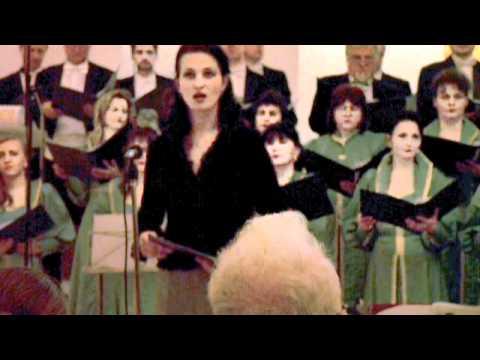 """Corul Academic """"Gavriil Musicescu"""" in concert la C..."""