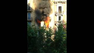 Incendio valencia 194 barcelona