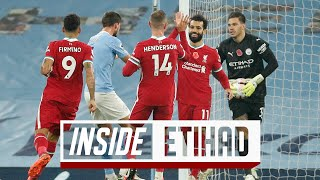 Get an alternative view of liverpool's premier league clash at the etihad, where mo salah's penalty was cancelled out by a gabriel jesus goal to ensure jürge...