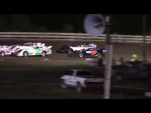 Hummingbird Speedway (6-8-19): BWP Bats Super Late Model Feature