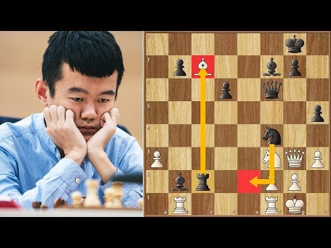 So Many Lines, So Little Time || Ding vs Yu || FIDE World Cup (2019)