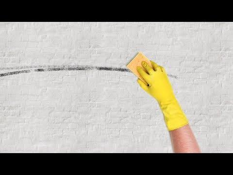 Tipp Der Woche : Flecken An Der Wand Entfernen