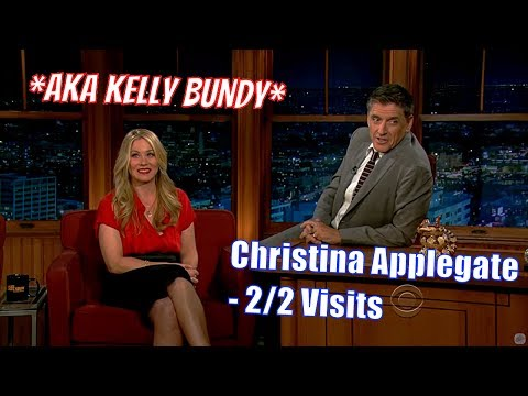 Christina Applegate   Audience Ejected For Shouting