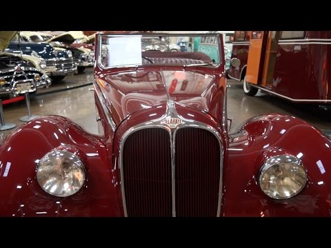 USA, The Stahls Classic Car Collection: Classic Restos Series 32