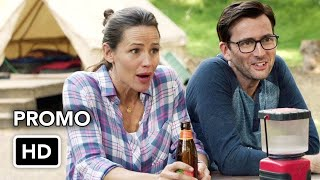 Camping (HBO) Promo HD - Jennifer Garner, David Tennant comedy series