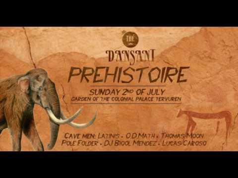 Pole Folder Live @ The Dansant Prehistoire Colonial Palace Tervuren Belgium (02.07.2017)