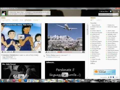 Windows Live Messenger / Mail 2011 Beta 1