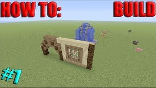 minecraft town hall easy build