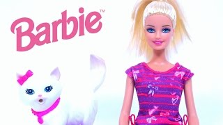 Download Video Barbie ve Çiş Yapabilen Kedisi MP3 3GP MP4