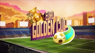 New online slot Euro Golden Championship now available at Unibet