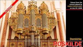 JOH. SEBASTIAN BACH - Praeludium et Fuga in c BWV 549