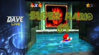 SUPER MARIO 64 LIVE