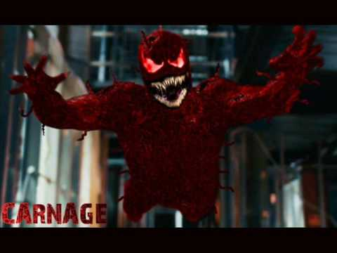 Carnage From Spider Man 4 Youtube