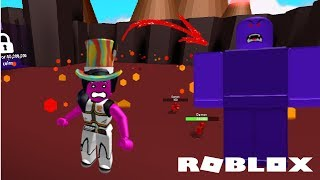 I'm PARMIS THE DEMONS! Roblox Magic Simulator
