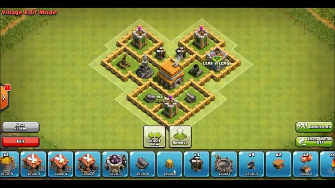 Home Base Layout Th5