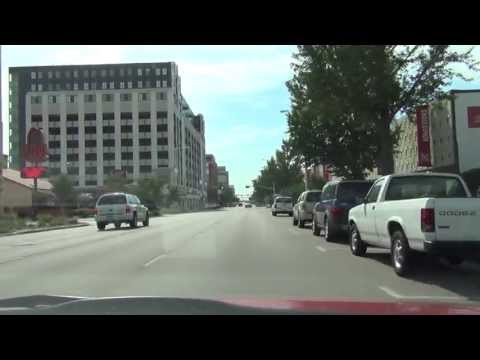 Car Camera - Lincoln, NE - Antelope Valley via Downtown & Hartley . 2013 ( ネブラスカ州リンカーン )