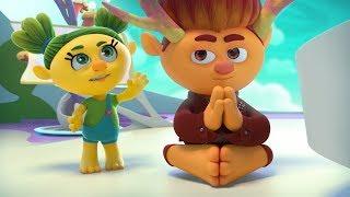 Мультики - Монсики - Все серии! - Сборник мультфильмов для детей