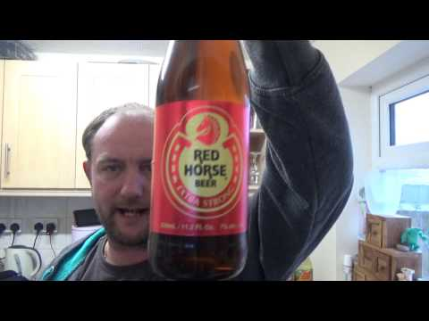 Red Horse ( San Miguel ) | Extra Strong Lager