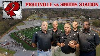 Prattville Vs. Smiths Station   Varsity Football TAPE DELAY