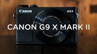 CANON POWERSHOT G9X MARK II?