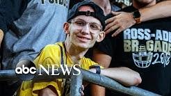 Remembering Tyler Trent, the inspiring Purdue fan