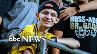 Remembering Tyler Trent, the inspiring Purdue fan