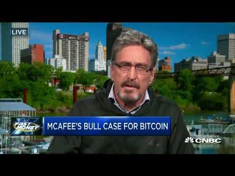 "John McAfee Response To Bitcoin ""Fraud"""