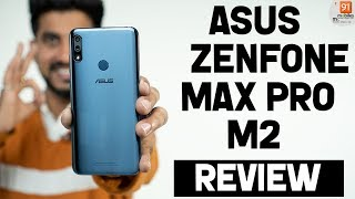 ASUS Zenfone Max Pro M2 Hindi Review: Should you buy it in India?[Hindi हिन्दी]
