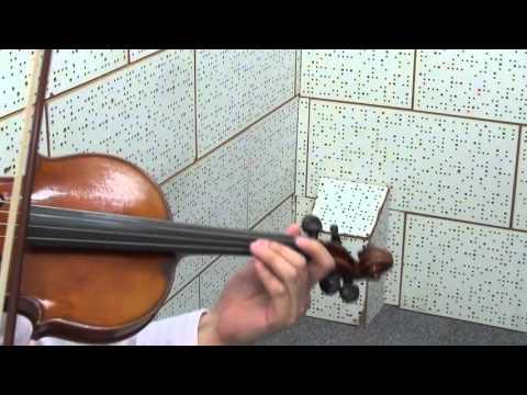 ABRSM Viola Exam Piece 2016-2019 - Grade 3 - B5 Tchaikovsky  Waltz For Viola
