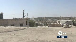 فيديو خاص يظهر اللحظات الاولى لإستهداف قرى جبل الزاوية بالقنابل العنقودية