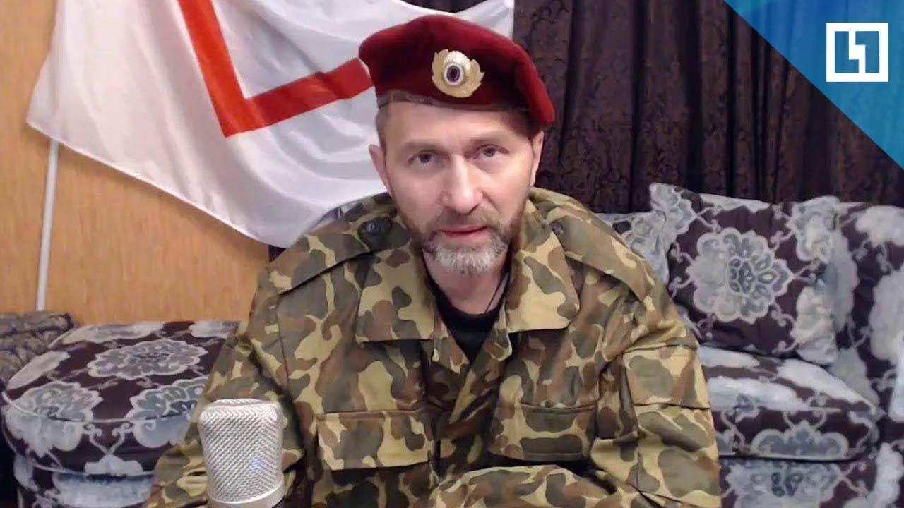 """""""Мальцевскому"""" активисту запретили носить краповый берет"""