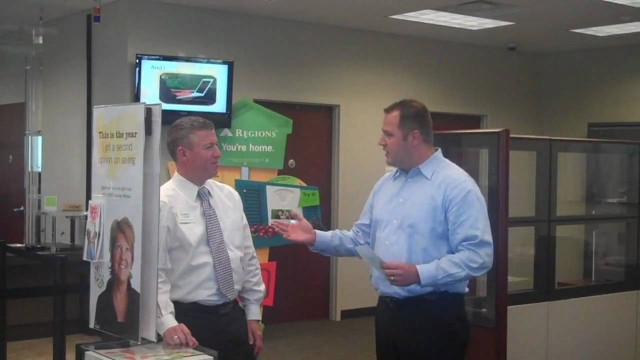 Grand Opening Regions Bank Coconut Creek on Saturday May 15th