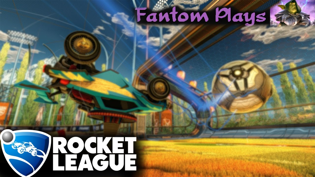 Best Rocket League Player
