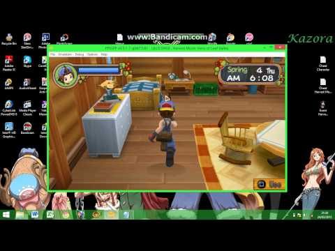 how-to-cheat-harvest-moon-hero-of-leaf-valley-ppsspp-gold-on-pc